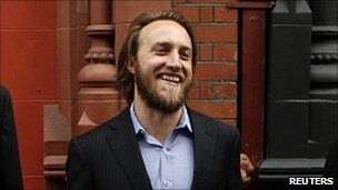 Chad Hurley - 28 October 2010