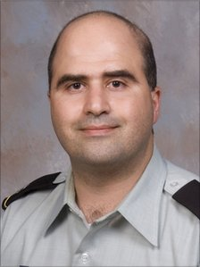 Maj Nidal Malik Hasan (file)