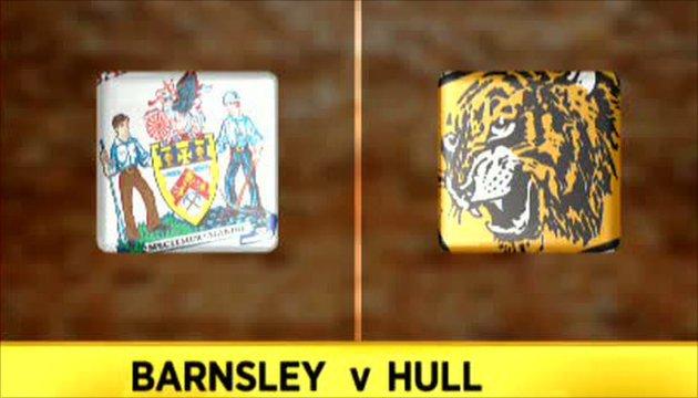 Barnsley 1-1 Hull