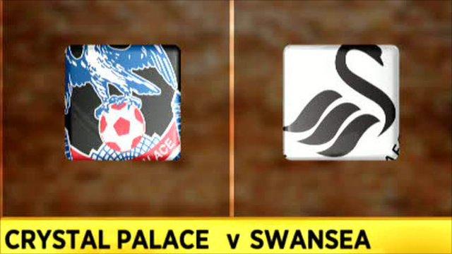 Crystal 0-3 Swansea