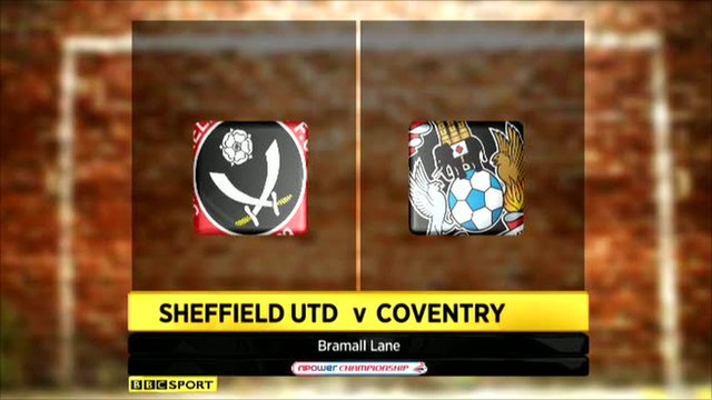 Sheff Utd 0-1 Coventry