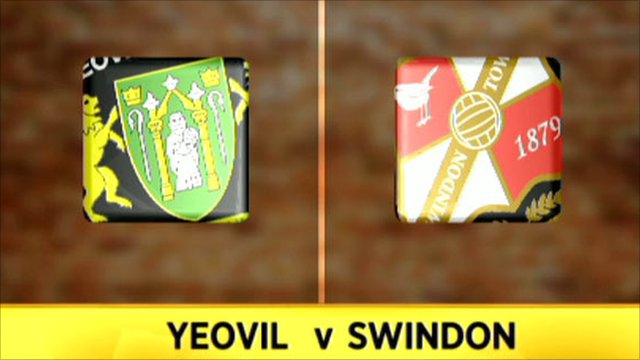 Yeovil v Swindon