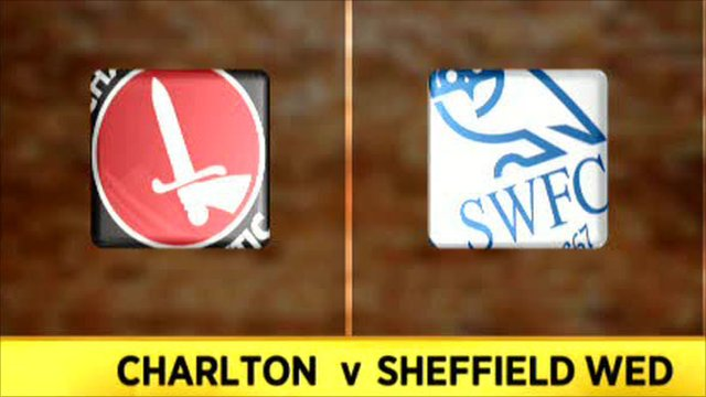 Charlton 1-0 Sheff Wed