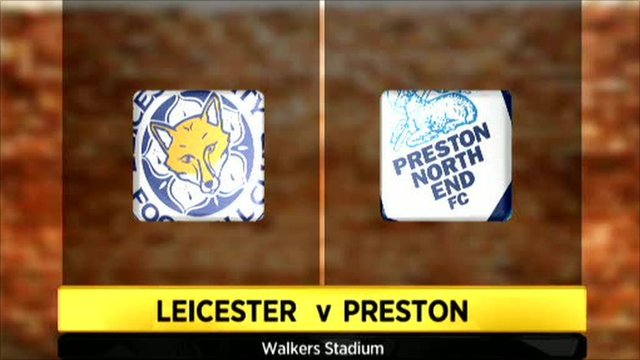 Leicester 1-0 Preston