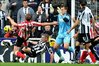 Kevin Nolan scores for Newcastle United
