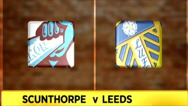 Scunthorpe 1-4 Leeds
