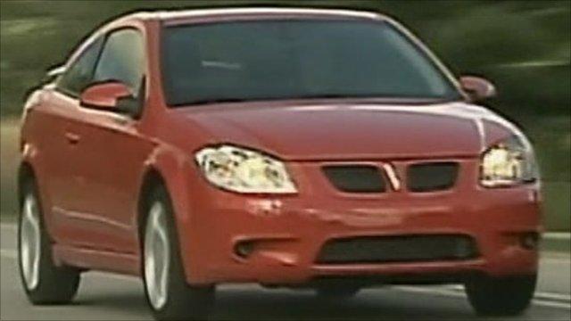 Pontiac car