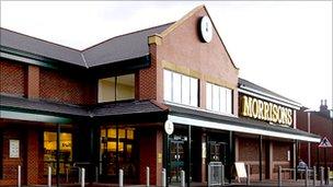 Morrisons store in Harehills, Leeds