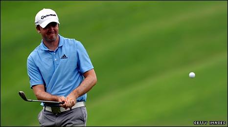 World golf number 49 Martin Laird