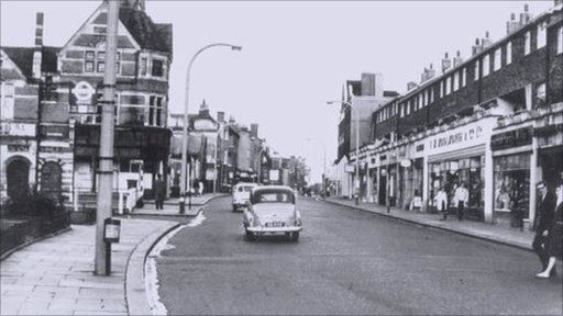 Brentford high street