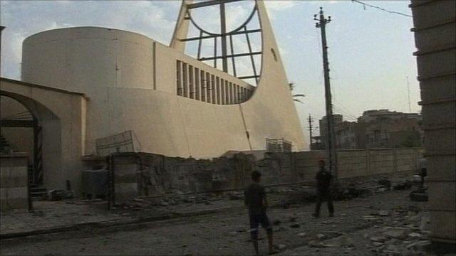 Catholic Church in Baghdad