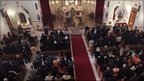 Christmas celebrated at Our Lady of Salvation church in central Baghdad 2005