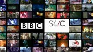 S4C, BBC screen
