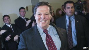 Former Representative Tom DeLay