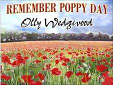 Remember Poppy Day
