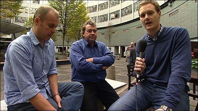 Focus Forum with Jonathan Pearce and Steve Wilson
