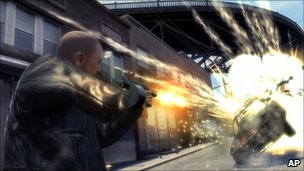 Supreme Court considers violent games rules case