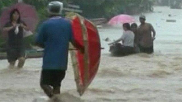 Thai floods