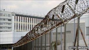A German prison