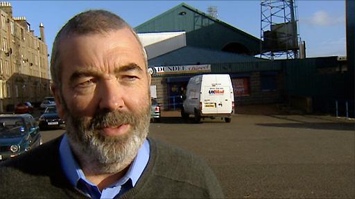Dundee fan