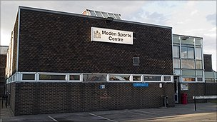 Meden Sports Centre (photo MDC)
