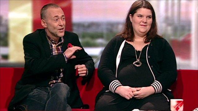 Masterchef winner on BBC Breakfast
