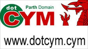 DotCYM logo