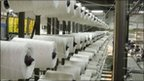 Textile factory in India