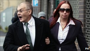 Tony and Louise Cumberbirch