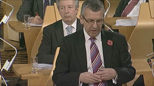 Labour MSP David Stewart led the debate