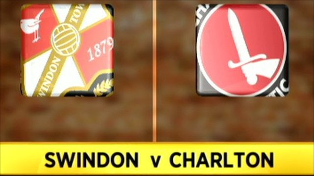 Highlights - Swindon 0-3 Charlton