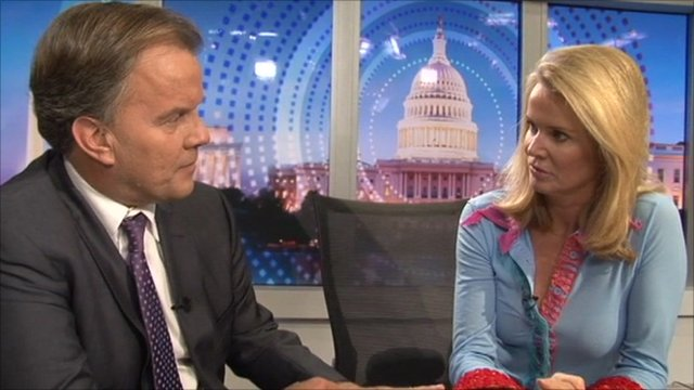 Matt Frei and Katty Kay