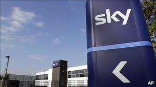 Sky headquarters