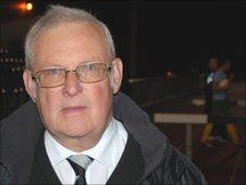 Tipton stalwart John Cross