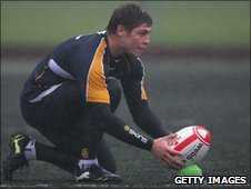Wallaby wing James O'Connor is set to take the kicks against Wales