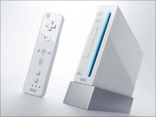 Nintendo games console, Wii