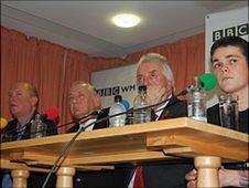 BBC WM's speedway forum