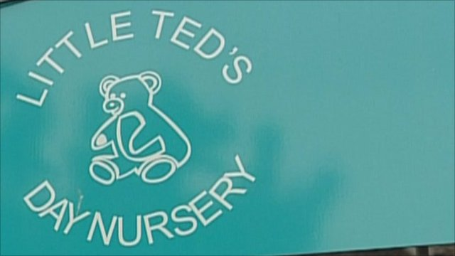 Little Ted's sign
