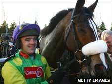 Ruby Walsh and Kauto Star