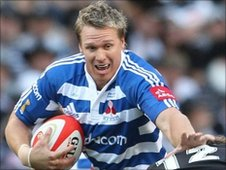 Jean de Villiers in action for Western Province