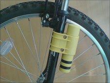 WASP bike lock