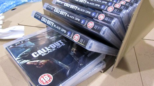Call of Duty: Black Ops games