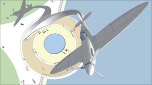 Winning Spitfire design