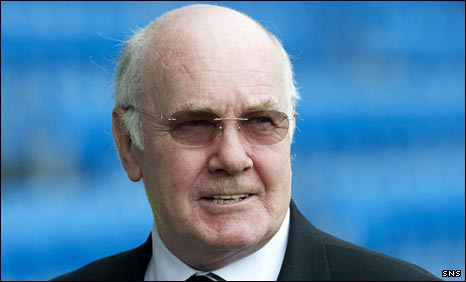 Celtic chairman John Reid