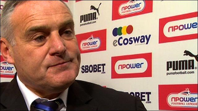 Jones calm despite Cardiff defeat