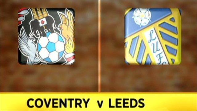 bbc sport football coventry 2 3 leeds. Black Bedroom Furniture Sets. Home Design Ideas