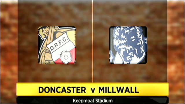 Doncaster 2-1 Millwall