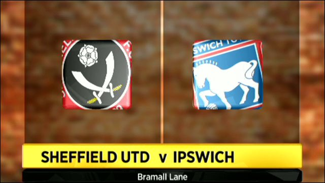 Sheffield United 1-2 Ipswich
