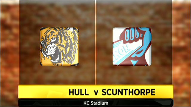 Hull 0-1 Scunthorpe