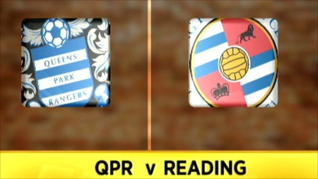 QPR 3-1 Reading